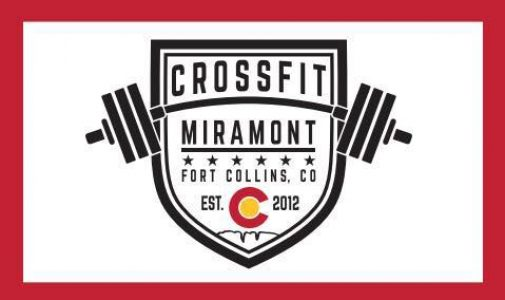 CrossFit Miramont Weekly Workouts